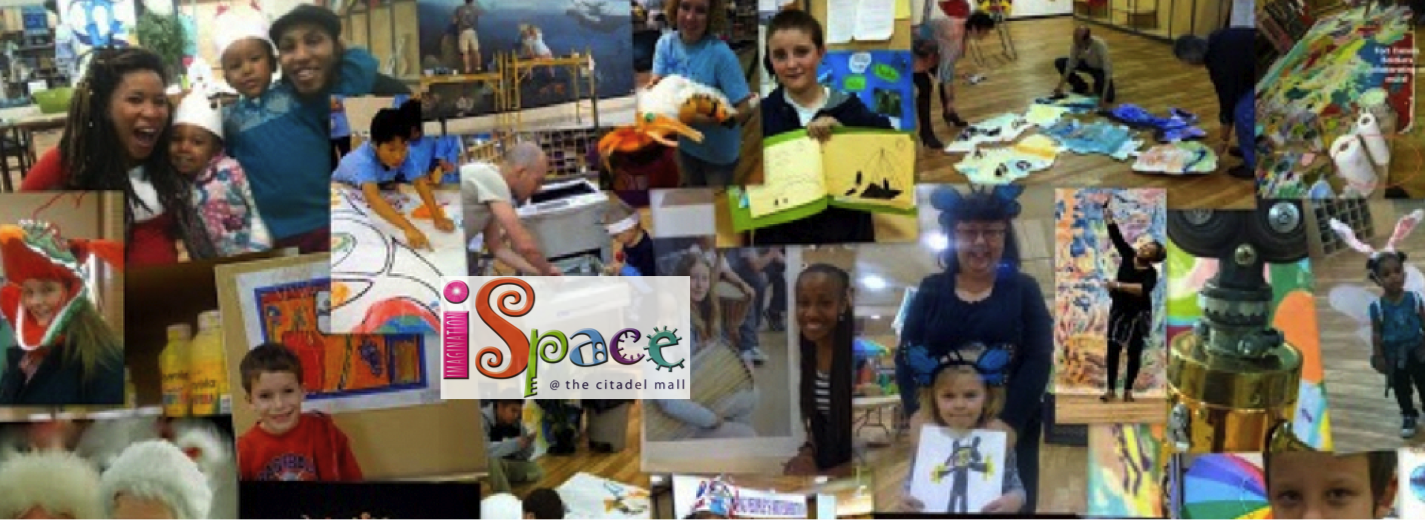 Imagine a free SPACE where your creativity is your guide........................................engaging ALL ages in exploration, experimentation, adventure!