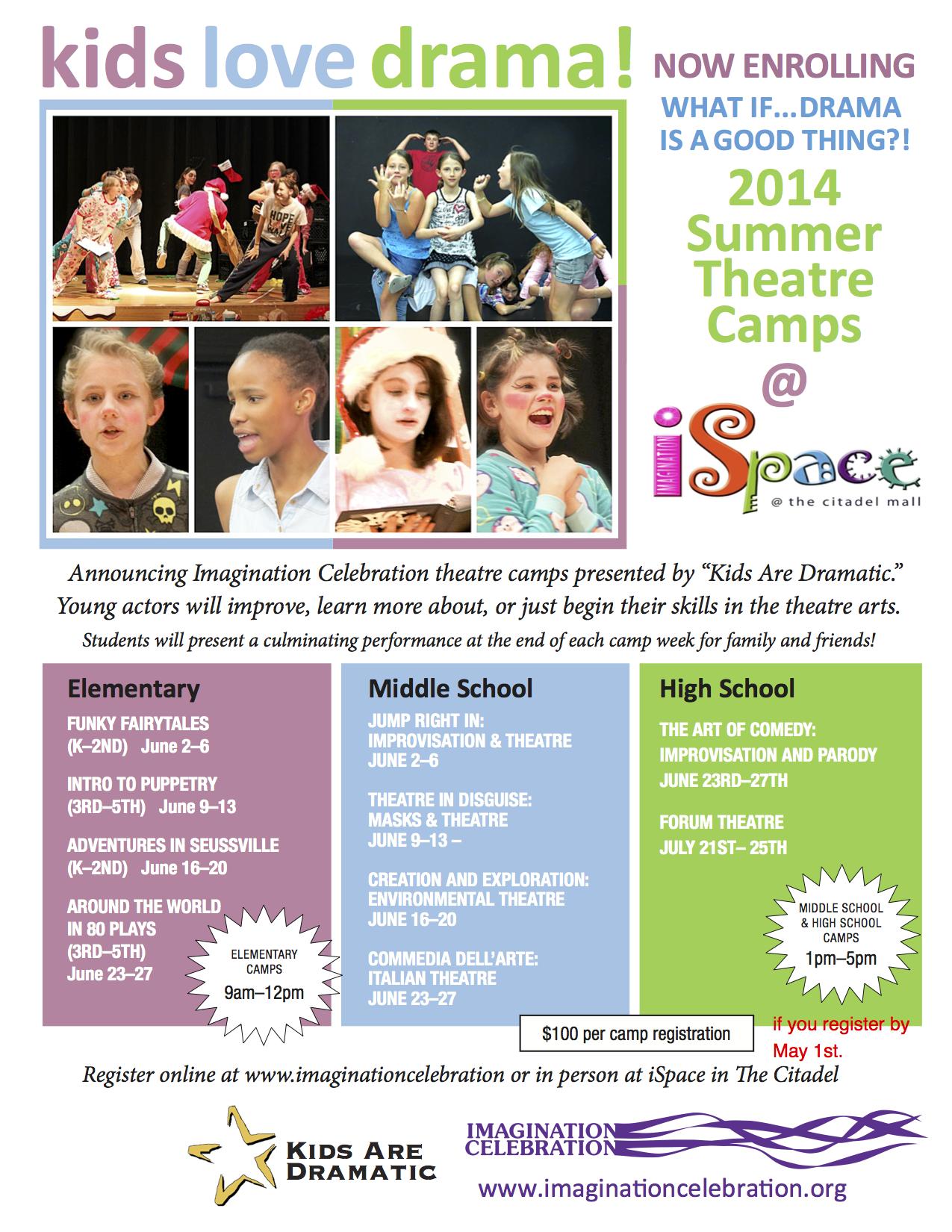 Final KAD Summer Camp Flyer
